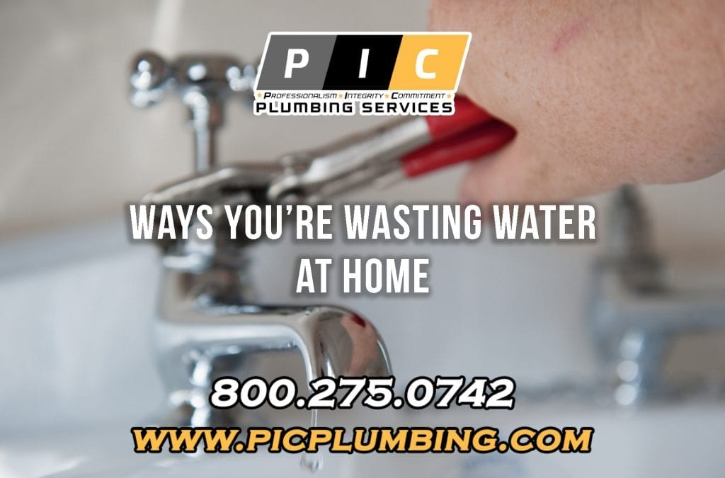 What are the Top Ways My Home Wastes Water in San Diego