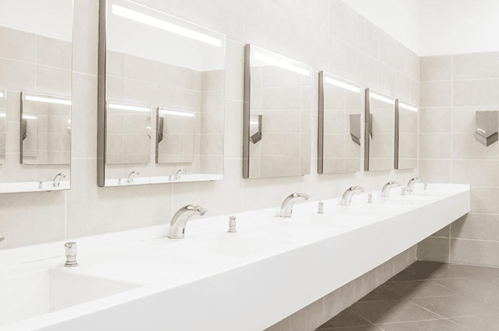 Commercial Bathroom Repairs San Diego