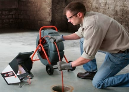 Video Pipe Inspection San Diego