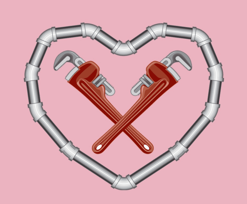 Hire A Plumber This Valentine's Day in San Diego