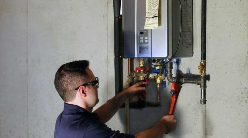 Tankless Water Heater Contractor San Diego