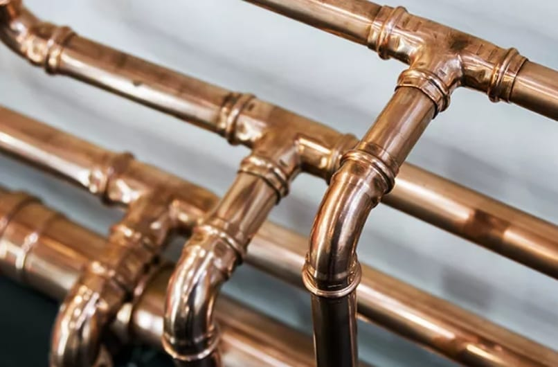 4 Most Common Questions About Copper Pipe Plumbing San Diego