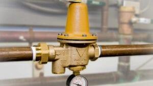 San Diego Pressure Reducing Valve PRV installation