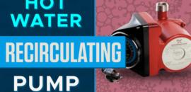 San Diego Recirculating Pump installation