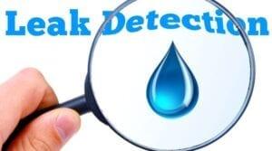 Leak Detection San Diego